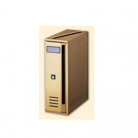 Cassetta postale Alubox da interno Cubo C1 Rivista